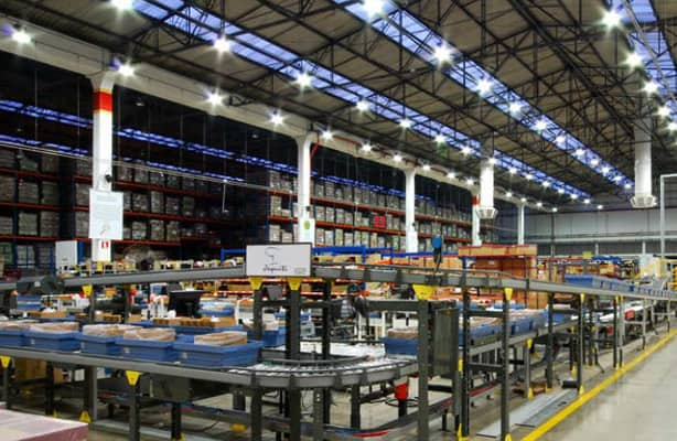 Iluminação industrial tecnowatt